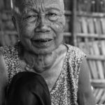 garybridgesphotography.com, Grandmother of Many, Mekong