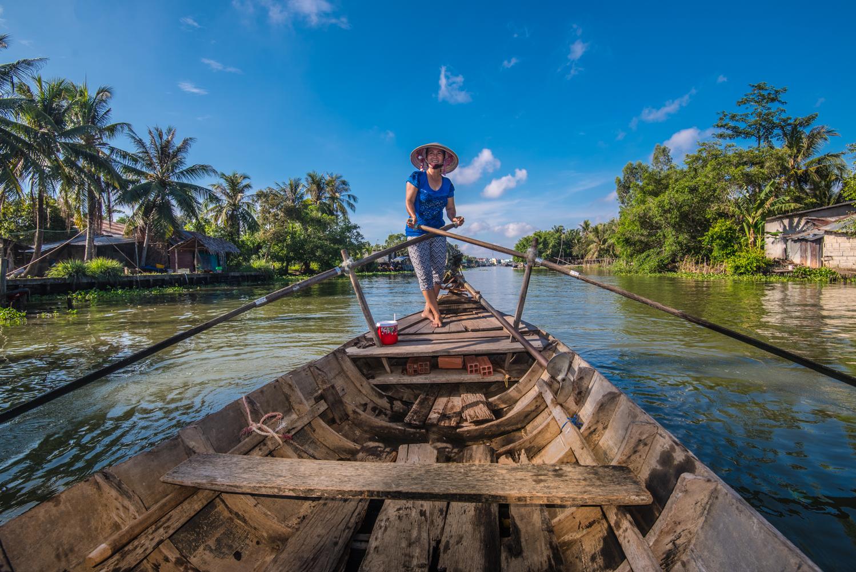 Boatwoman Ben Tre